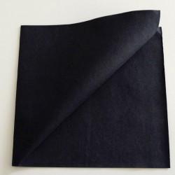 Serviette 40x40 cm Noir...