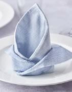 Serviettes en papier non-tissé