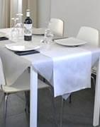 sets et chemins de table, spunlace