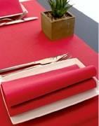 Nappes, chemins de table Airlaid